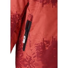 Reima Maunu Veste D'Hiver Enfant, lingonberry red